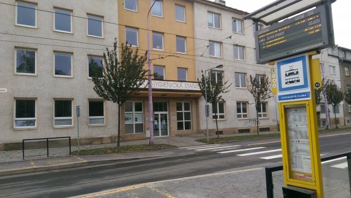 Středisko v Olomouci